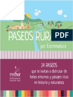 Paseos Rurales Extremadura