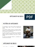 Artesanato Na Bahia - Caio (1)