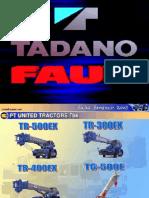 Tadano Japan