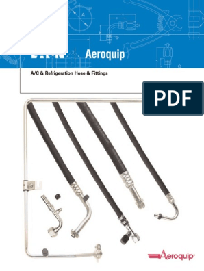 "R-134A GH134-12 AN-12 5//8/"" ID USA 1/' FT Aeroquip Eaton EZ Clip A//C Hose"