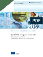Las PYME Europeas