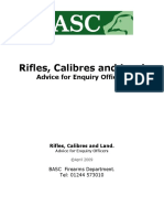 Rifles Calibres Land April 09 57650
