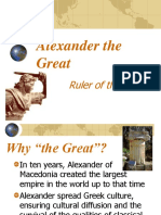 11-18 Alexander the Great Powerpoint