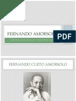 Fernando Amorsolo
