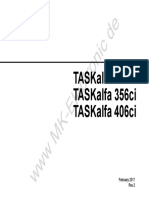 taskalfa 406ci parts