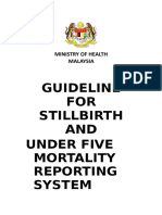 Guidelines for SB and U5 Mortality Reporting System 2nd edition 2018.doc