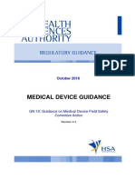 GN-10-R3.4 Guidance on Medical Device Field Safety Corrective Action(18Oct-Pub)