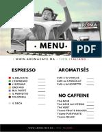 Aroma Cafe Menu Ott Render 1
