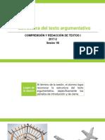 1B-ZZ03 Estructura del texto (diapositivas) 2017-2.pptx