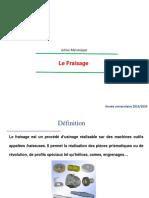 FRAISAGE CNC