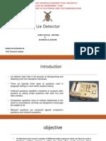 lie detector.pptx