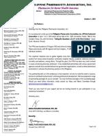 Sponsorship Letter (2020 PPhA Centennial NatCon)
