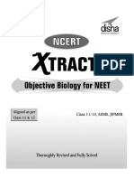 NCERT Xtract - Objective Biology