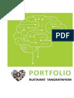 Portfolio Ruetairat (PR)