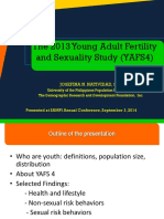 young adult fertility