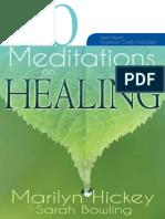 30 Meditations on Healing - Marilyn Hickey