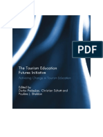 Future Higher Education in Tourism Studies and the Labor Market