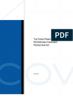 Dodd-Frank Act Advisories
