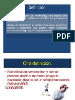 disnea 2