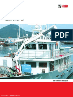 Hiab Sea Crane Brochure