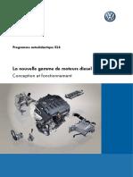 SSP 514 La Nouvelle Gamme de Moteurs Diesel EA288