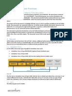 Native HANA Modeling Guidelines KX Version