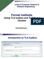 5. BCS2213 - TLA Toolbox and TLC