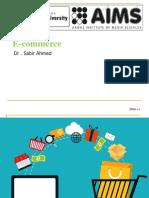 E Commerce 2019