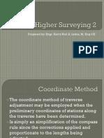 Higher Surveying 2