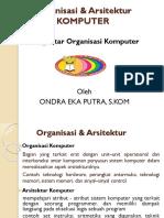 1- Pengantar Organisasi Komputer