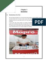 Final Sip Report by Neeraj Tiwari