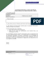 Formula Rio Solicit Udo b Servac Ional