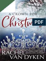 A Crown for Christmas - Rachel Van Dyken