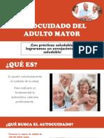 Autocuidado Adulto Mayor