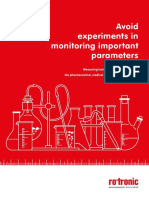 Rotronic Pharma Broschuere 3