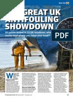 PBO UK Antifouling Showdown