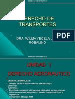 Sobre Derecho de Transportes