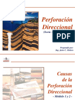 Módulos 1 y 2 perforación direccional