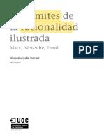 Los Limites de La Racionalidad Ilustrada Marx Nietzsche Freud