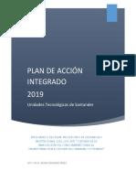 Plan de acción integrado institucional 2019(1)