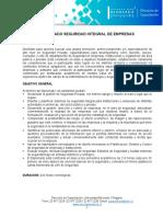 Diplomado Seguridad Integral-Presencial 420