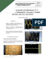 Informe de La Práctica de Laboratorio N2