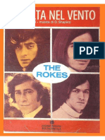 The Rokes - Ascolta Nel Vento