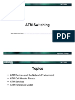 ATM Switching(Colour Slides)