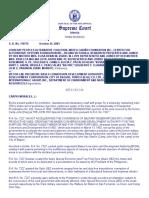 John Hay PAC vs Lim Gr 119775 Oct 24 2003