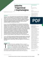 9. Cluster Headache and Other Trigeminal Autonomic Cephalalgias