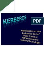 KERBEROSSSSSS