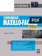 IKB Chirurgie Maxillo-faciale, Éd 2018