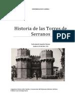 Historia de Las Torres de Serranos.