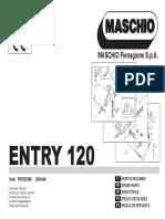 Spare Parts ENTRY 120 (2019-04^F07022399^IT-EN-DE-FR-ES)